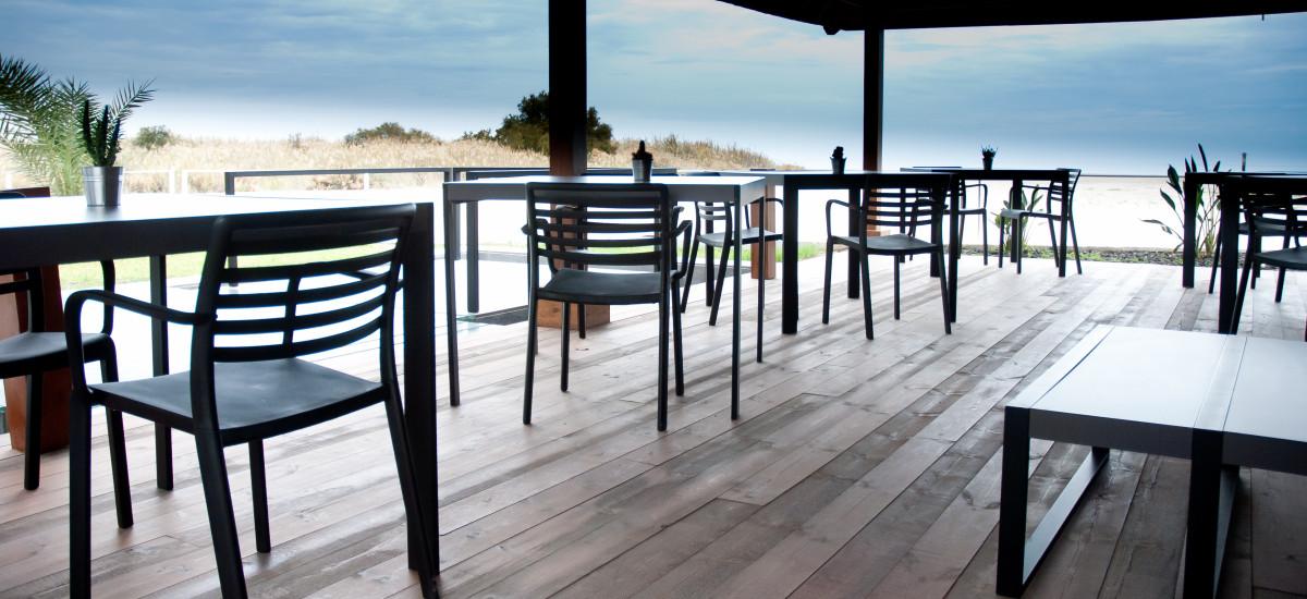 Hotel Boutique Botaniq Mojácar beach restaurante