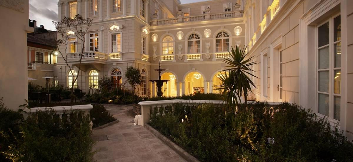 Hotel Boutique Casa Gangotena
