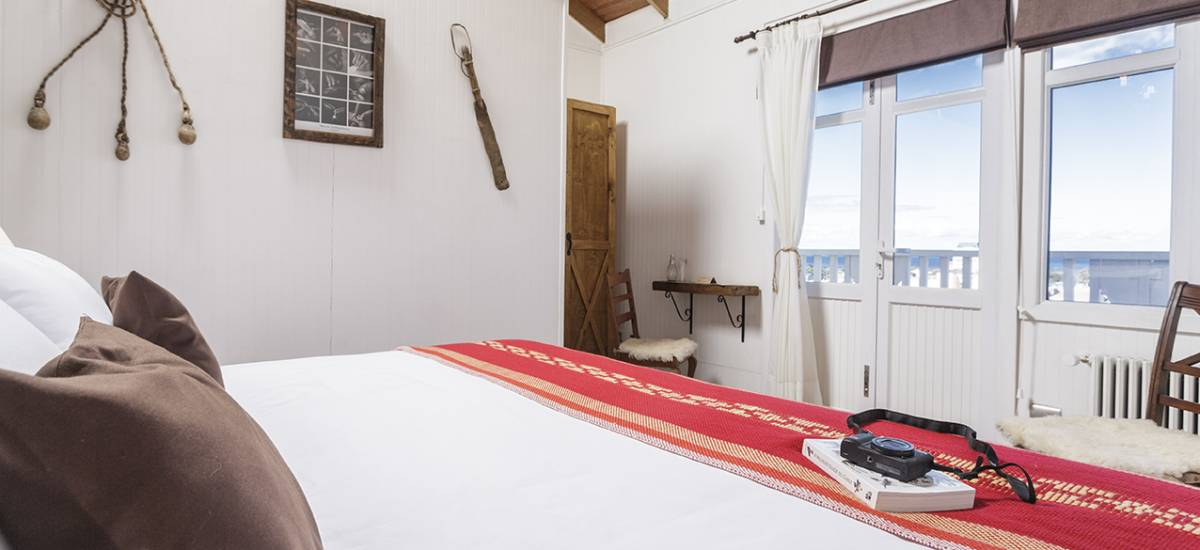 Yegua Loca Boutique Hotel in Punta Arenas, Chile