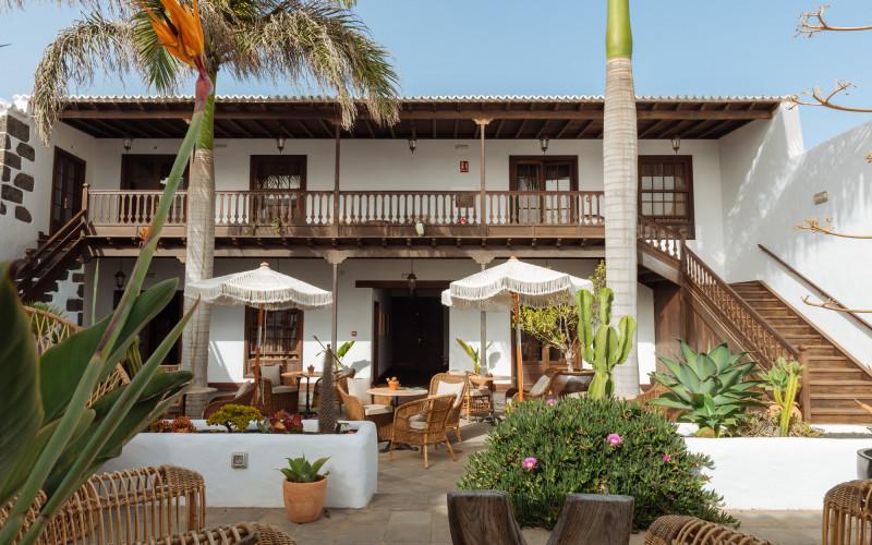 Hotel Boutique Palacio Ico Lanzarote