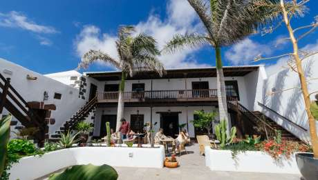 Hotel Palacio Ico Lanzarote Teguise