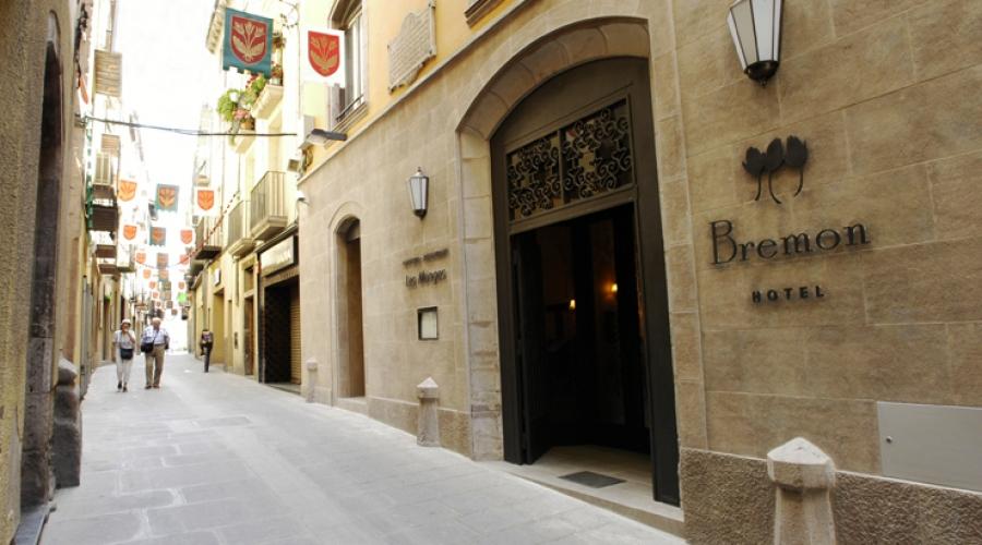 Rusticae Barcelona Hotel con encanto Exterior