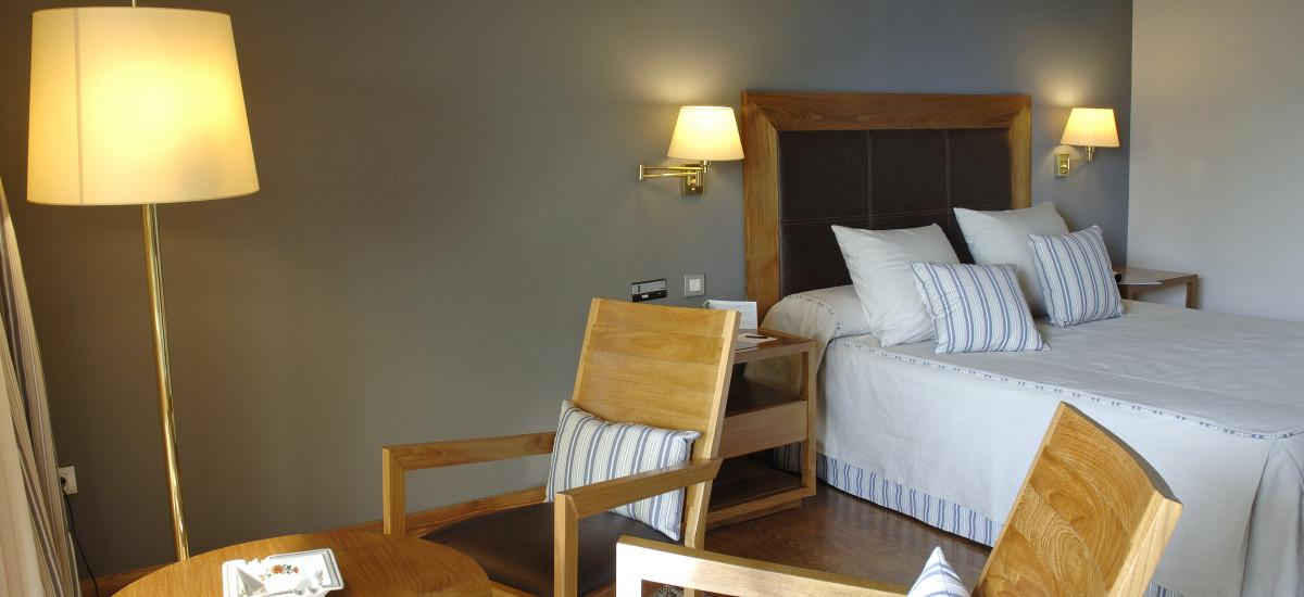 Rusticae Lleida charming Hotel Can Boix de Peramola bedroom