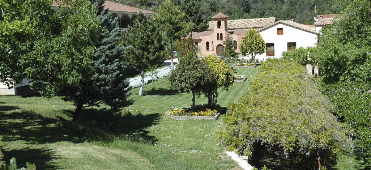 Rusticae Lleida charming Hotel Can Boix de Peramola outside