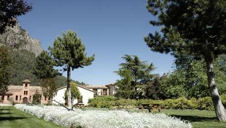 Rusticae Lleida Hotel con encanto Exterior