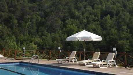 Hoteles Rusticae, Hoteles con piscina de impresión