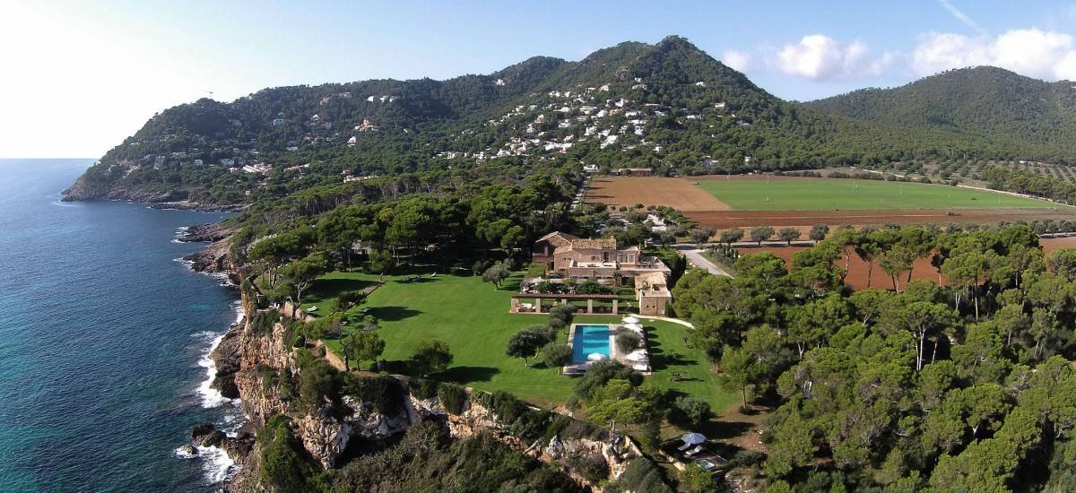 Hotel Can Simoneta Mallorca Rusticae Aereal