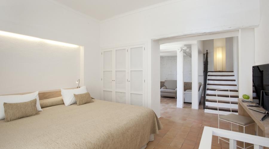 Rusticae Mallorca Hotel Can Simoneta con encanto habitacion