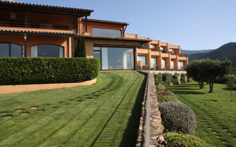 Hotel Can Xiquet Girona Jardin Habitacion Hotel Can Xiquet