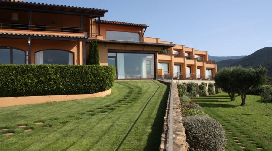 Rusticae HotelCan Xiquet  Girona Gerona con encanto exterior