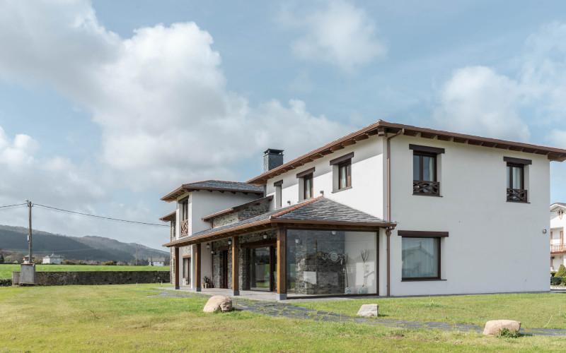 Hotel Rural Cantexos en Luarca, Asturias
