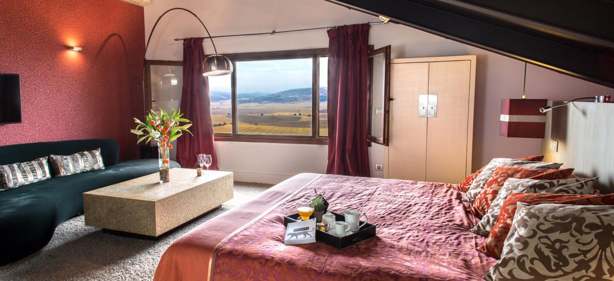 Hotel Cardamomo Sigüenza Rusticae Habitación
