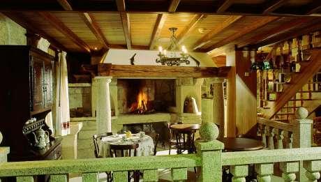 Rusticae A coruña Hotel con encanto Comedor