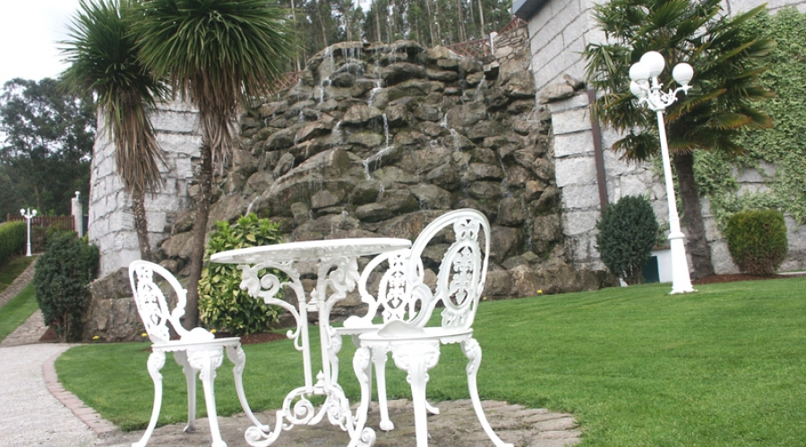 Rusticae A coruña Hotel  Casa Antiga do Monte con encanto