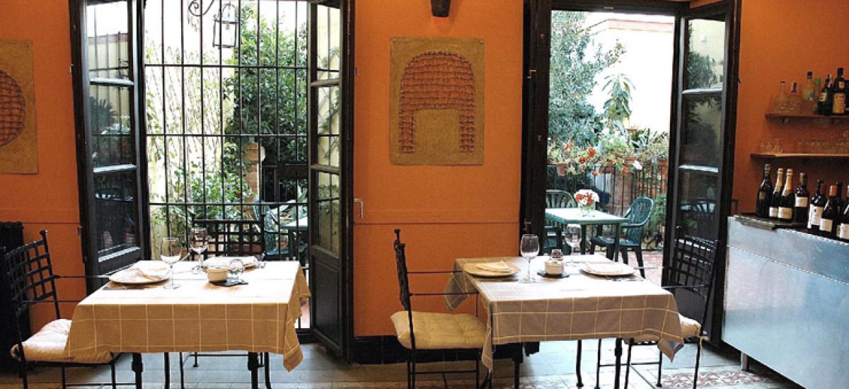 Rusticae Hotel Córdoba con encanto Comedor