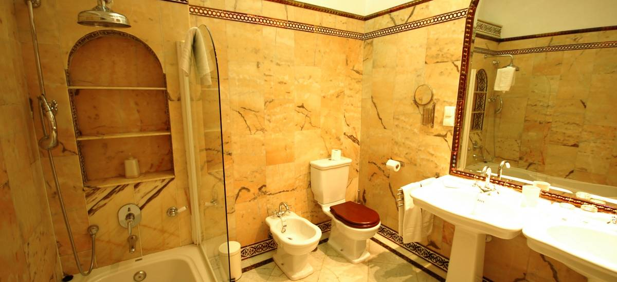 Rusticae Hotel Córdoba con encanto Aseo