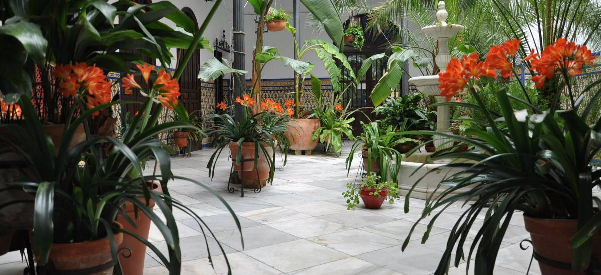 Casa de los azulejos hoteles con encanto en c rdoba for Hotel casa de los azulejos booking