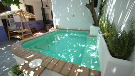 Rusticae Hotel Córdoba con encanto Piscina
