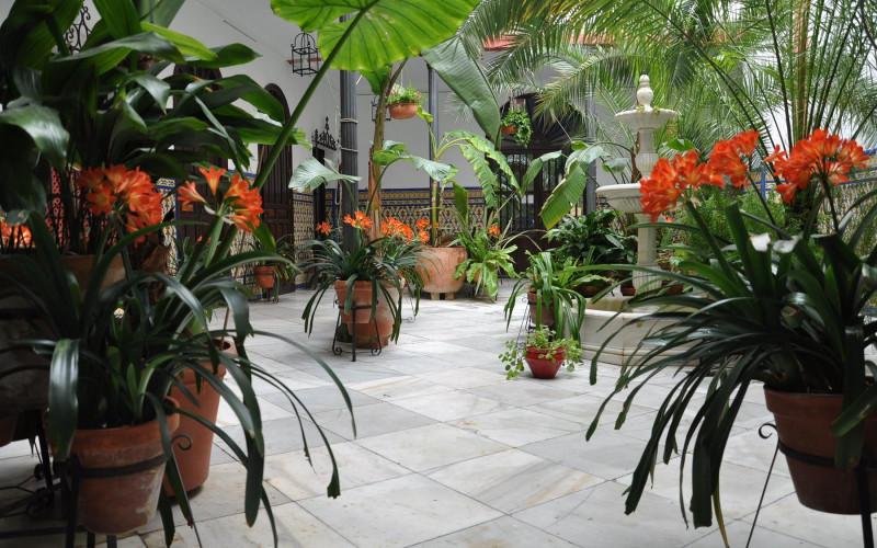 Rusticae charming Hotel Casa de los Azulejos Córdoba Patio