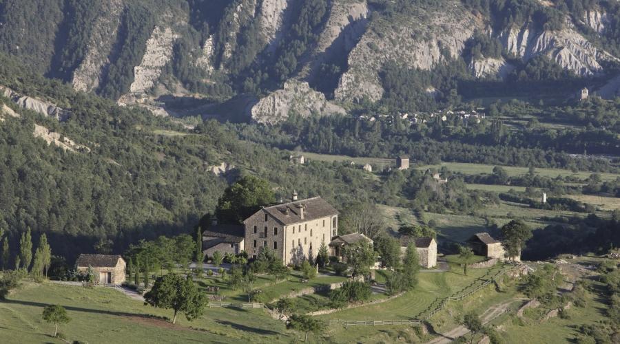 Rusticae Huesca Hotel con encanto Alrededores