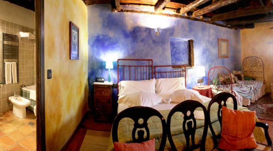 Rusticae Palencia Hotel con encanto Habitación
