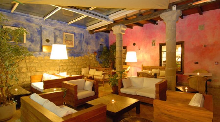 Rusticae Palencia Hotel con encanto Recibidor
