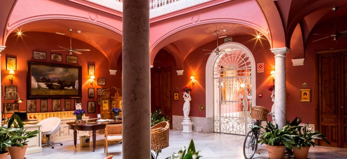 Rusticae Badajoz Hotel charming Hall