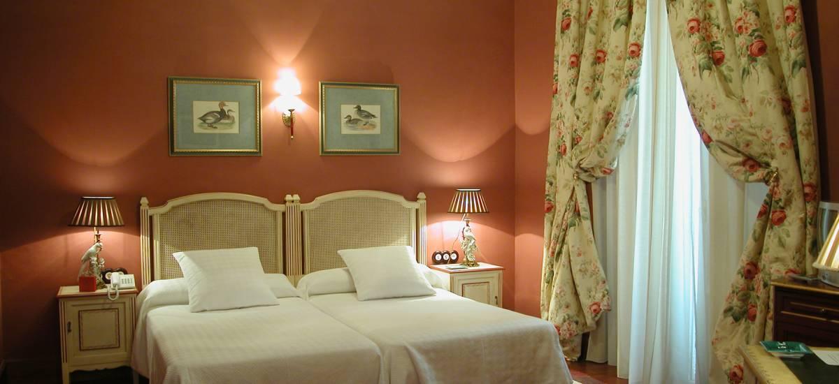 Rusticae Badajoz Hotel con encanto Habitación doble