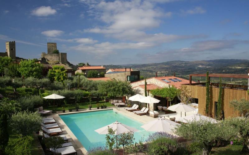 Hotel Casas Do Coro Piscina Rusticae