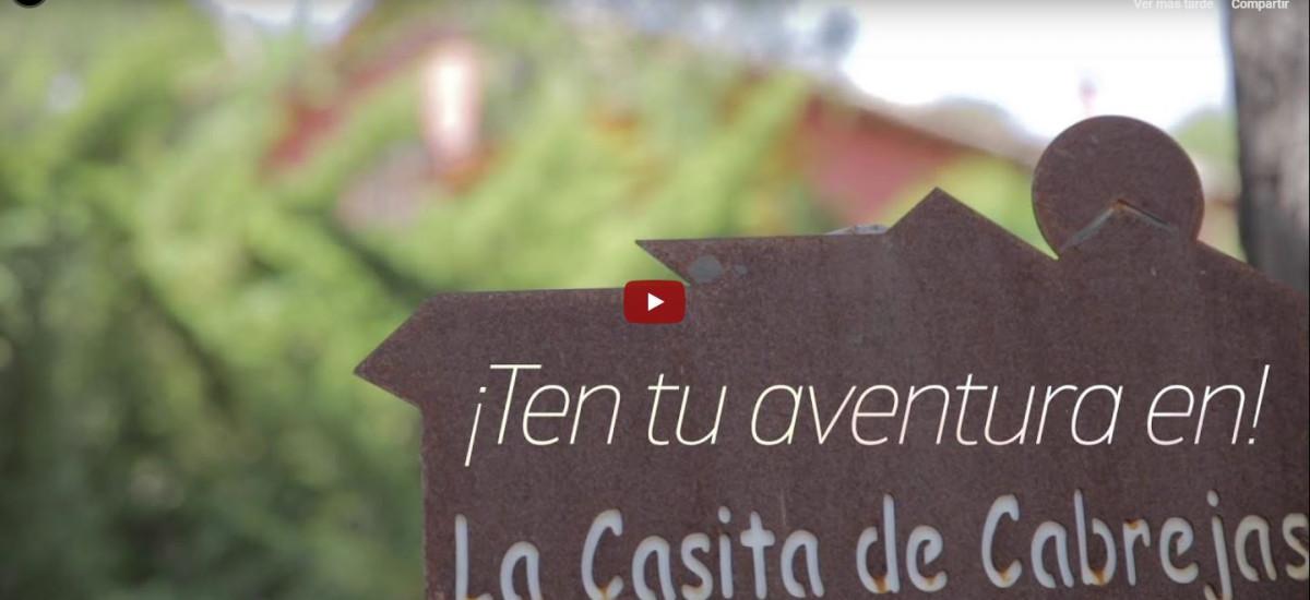 La Casita de Cabrejas Hotel Rural en Jabaga Cuenca Video