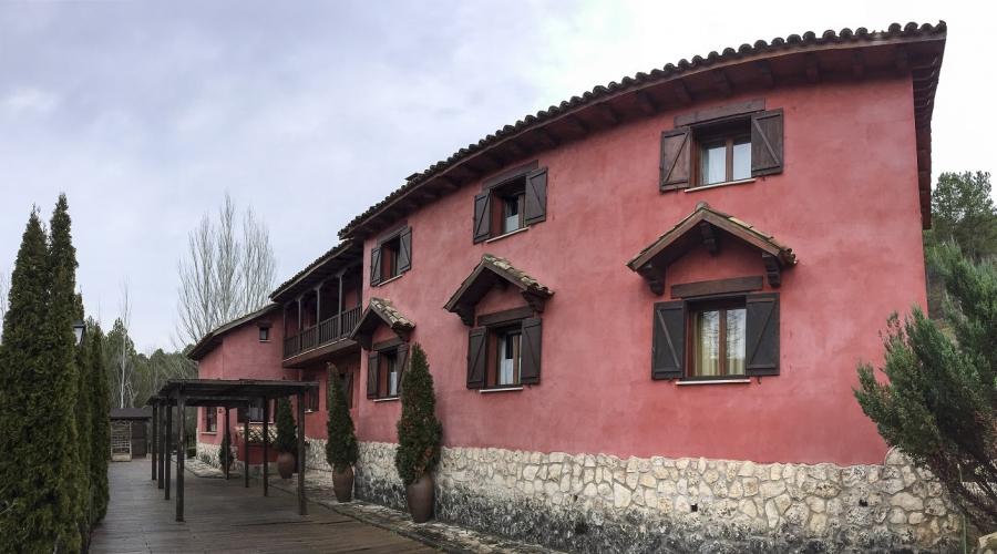 Rusticae Hotel Cuenca con encanto Exterior