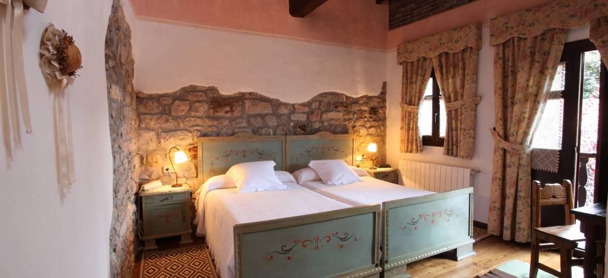 Rusticae Asturias Hotel Casona D'Alevia con vistas Descripción