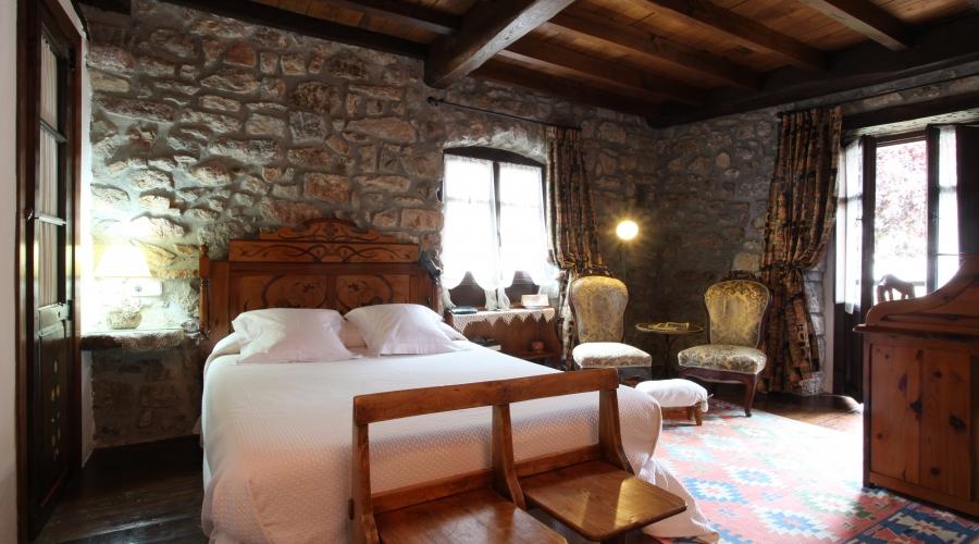 Rusticae Asturias Hotel Casona D'Alevia con vistas Habitación
