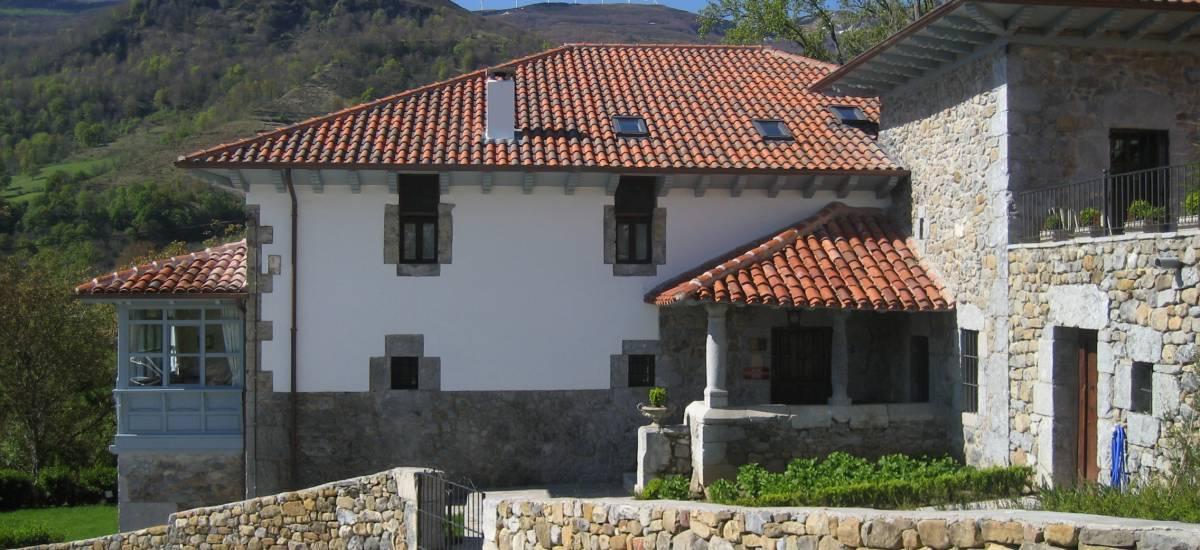Rusticae Cantabria Hotel Casona de Quintana romantico exterior