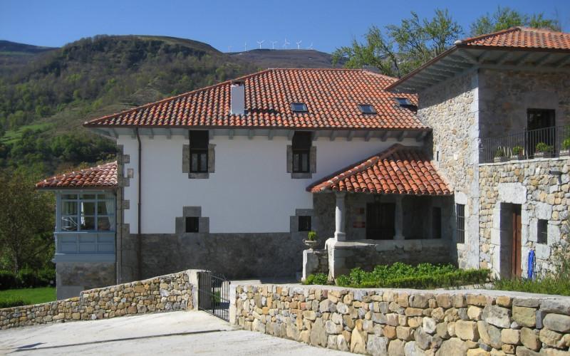 Rusticae Cantabria Hotel Casona de Quintana romantic oustise