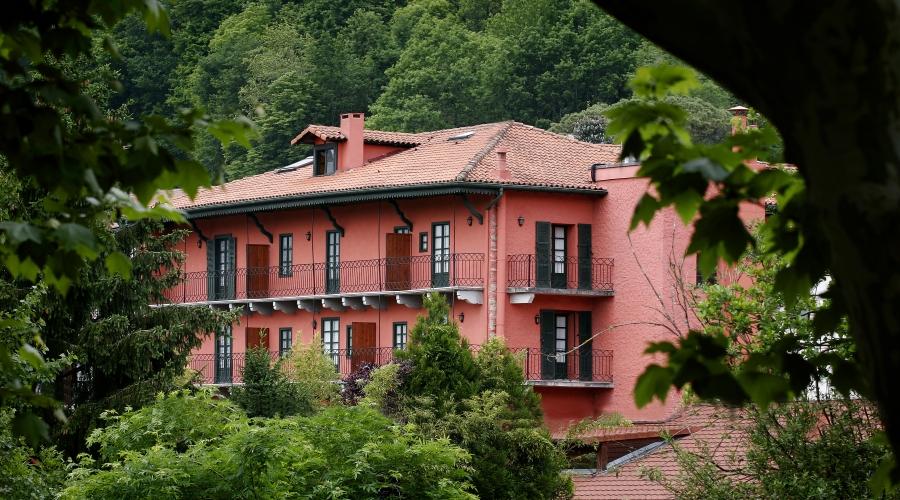Rusticae Navarra Hotel Churrut con encanto exterior