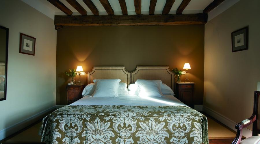 Rusticae Navarra Hotel Churrut con encanto habitación