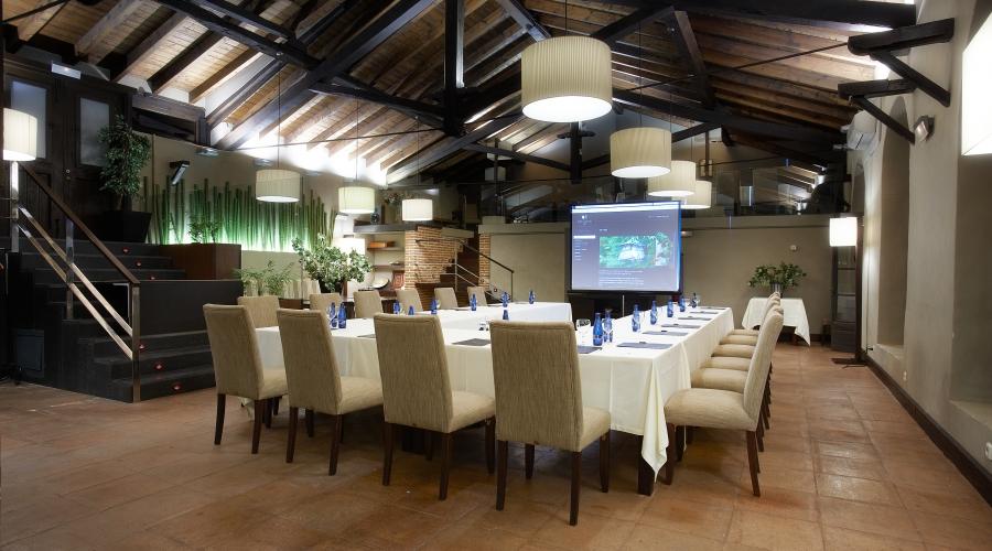 Rusticae Navarra Hotel Churrut con encanto Sala de reuniones