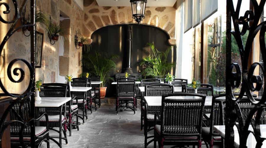 Rusticae Navarra Hotel Churrut con encanto comedor