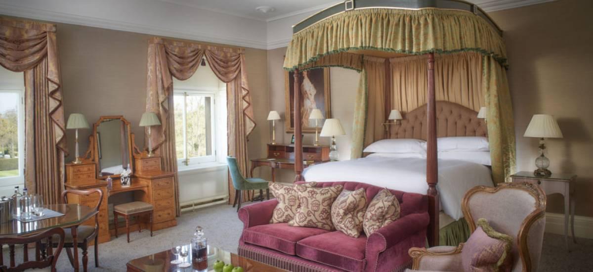 Hotel Cliveden House Rusticae - salon