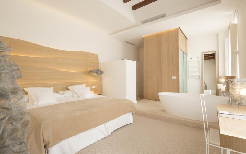 Hotel Convent de la Missió en Palma de Mallorca habitación