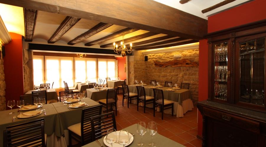 Rusticae Teruel Hotel del Sitjar con encanto comedor