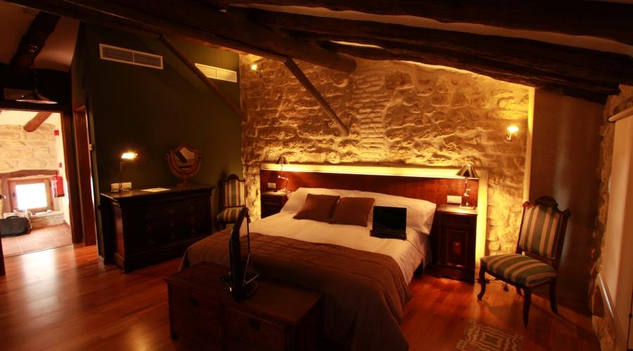 Rusticae Teruel Hotel del Sitjar con encanto habitacion