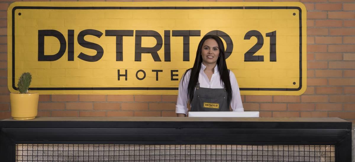 Hotel Distrito 21