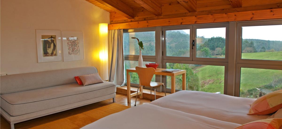 Hotel El Babú Rusticae habitacion 2