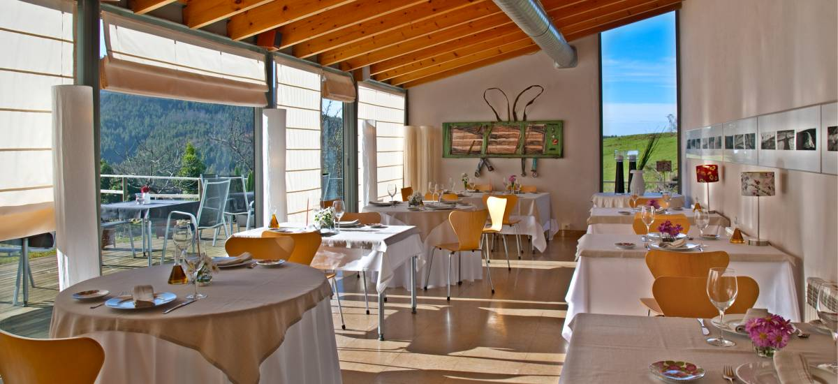 Hotel El Babú Rusticae restaurante