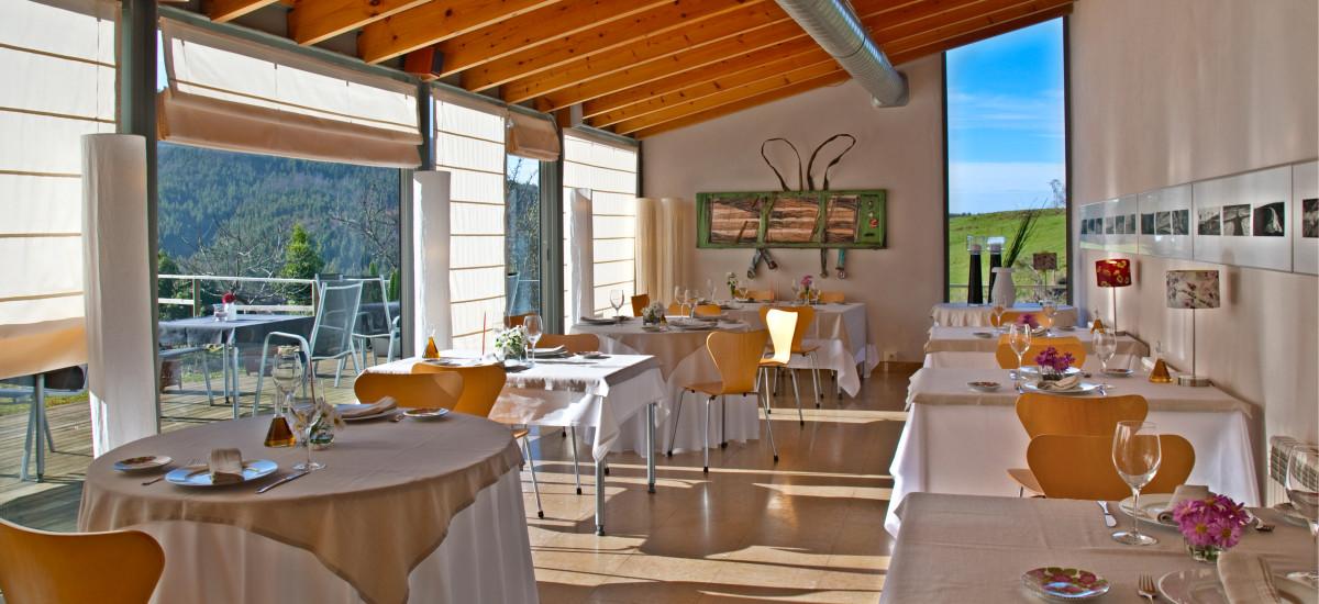Hotel El Babú Rusticae restaurant