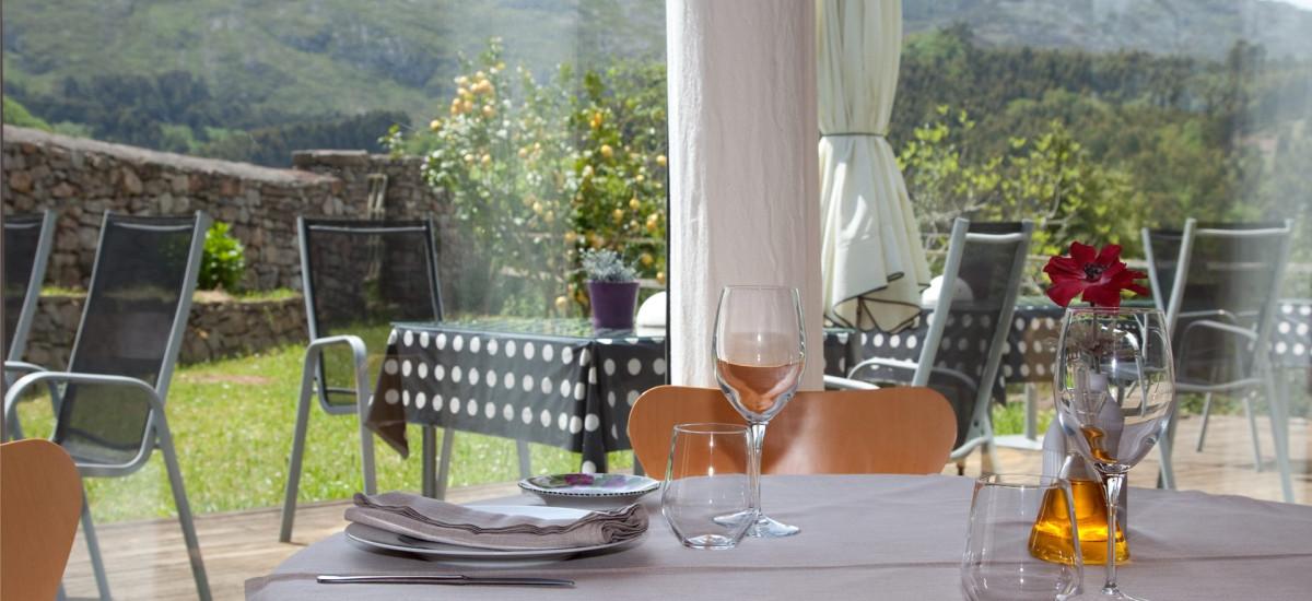 Hotel El Babú Rusticae restaurante 2