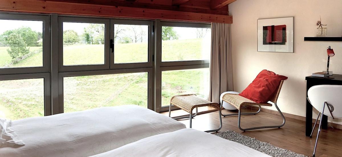 Hotel El Babú Rusticae habitacion 3