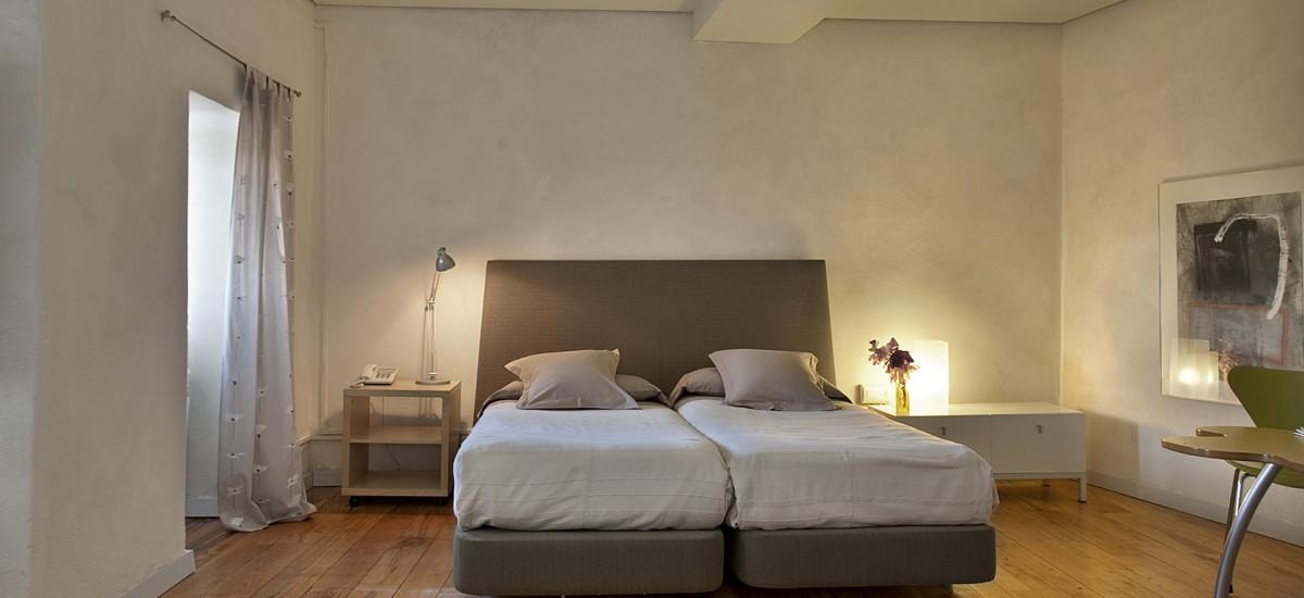 Hotel El Babú Rusticae habitación 4